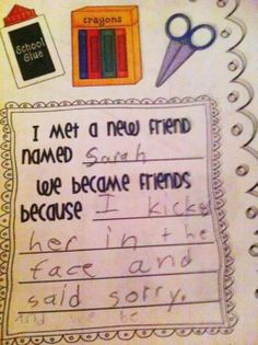 Super Hilariously Honest Notes From Kids - 2
