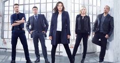 Law and Order SVU :*