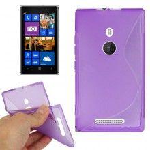 Capa Lumia 925 - Sline Roxa 4,99 €
