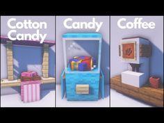 Minecraft: 3 Machine Build Ideas - YouTube