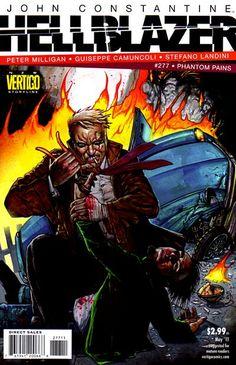 Hellblazer Issue #277