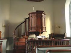 Architecture + Morality: Stay in the Pulpit! When the Preacher Wanders from the Pulpit, He Often Strays From the Faith