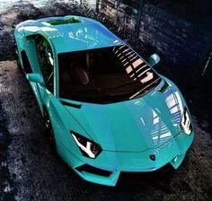 Lamborghini: Türkis