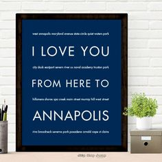 Surprise your loved one studying at the Naval Academy with an art print they will always treasure. This Annapolis wall art makes a great keepsake for students, as well as parents. small text: west ann