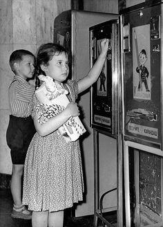 Детский Мир. Главный детский магазин СССР. - Ретро картинки или интересная история.