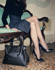 Office lady look# sophisticated style# smart and sharp 9-5 outfit  GG's tiny times ♥