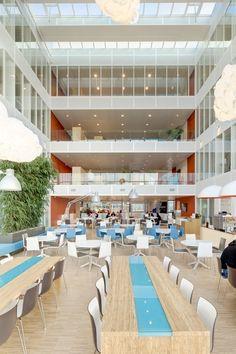 Asics Netherlands Headquarters S C Studio Nyc Saltstudionyc Saltstudioslc Worke Design Office Interior
