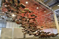 "Chiharu Shiota: ""Accumulation - Searching for the Destination"""