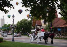 9 Places You Have To Go In Frankenmuth, Michigan