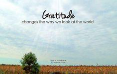 Post image for 10 Ways Gratitude Can Change Your Life & 4 Step Gratitude Plan