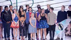 teen choice awards 2013   Teen Choice Awards 2013, vincitori tv: Glee e Pretty Little Liars ...