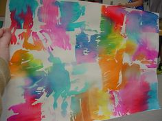 tie dye tissue paper  backgrounds