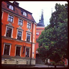 Uppsala, in Sweden, #uppsala