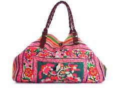 ethnic purse.