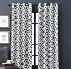 Window Panels, Window Curtains, Trellis, Decoration, Master Bathroom, Windows, Walmart, Canada, Home Decor