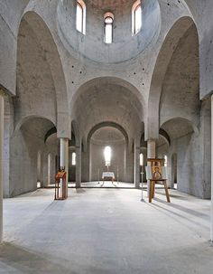 Design Delta Architects Builds Australia's First Byzantine-Style Monastery