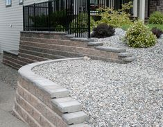 Brisa 6 Quot Retaining Wall System Anchor Wall Systems
