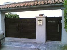 Puertas de exterior que se verán fabulosas en tu fachada