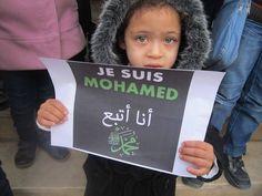 I love Prophet Mohammad