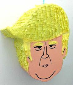 Piñata Donald Trump - piñata personalizada