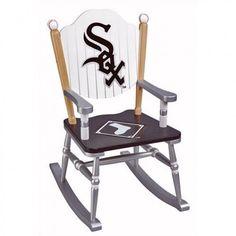 Guidecraft Chicago White Sox MLB Rocking Chair - G111-12