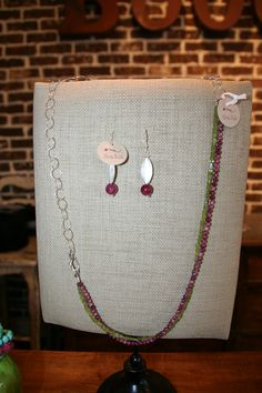 Olivia Rae Necklace and Earrings