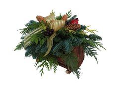 Fernhill Yuletide Log Arrangement >>> Read more home decor at the image link.