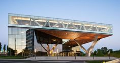 | Kohn Pedersen Fox Associates |  Centra at Metropark