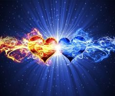 hearts fire and ice | HEART'S ON FIRE | Pinterest