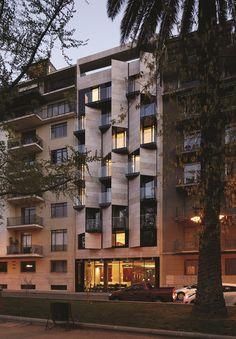 Ismael 312 Apart Hotel,© Cristobal Palma / Estudio Palma