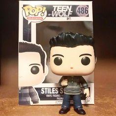 Lo Quieroooo❤ Its tough been a teen! Teen Wolf Stiles, Teen Wolf Cast, Funko Figures, Pop Vinyl Figures, Stydia, Sterek, Teen Wolf Merch, Cute Presents, Wolf Love