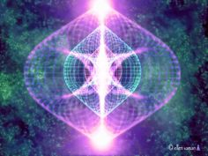 ✣… All Healing comes from the Infinite - that is, from Attunement and Harmony with our Spiritual Source.  The Infinite is just as Accessible and Available in the Visible, Physical World as it is in the Invisible Realm…  ✣ Edgar Cayce   Art © Ellen Vaman  <3
