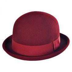 Pack Wool Felt Bowler Hat available at  VillageHatShop Brixton Hats a60f7517f46