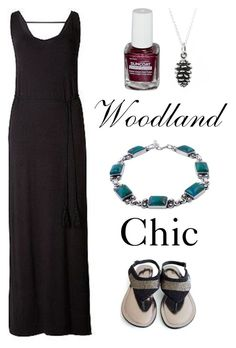 Woodland Chic by chicgoddess88 on Polyvore