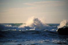 pacific ocean pictures in california | Pacific Ocean surf | David Sanger Photography