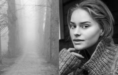 Portrait - Ida L - Peteredqvist.com