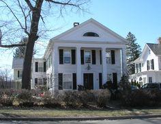 Benjamin Ray House, Bristol, CT