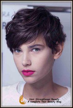 Best Short hairstyles for women - Pixie cut