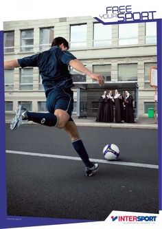Intersport catalog frm Spain, if you don't get it, you don't get footie.
