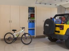 http://www.dreamgaragemakeovers.com/think-garage-small-auto-lift/