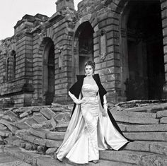Photo by Herbert Tobias, 1954.