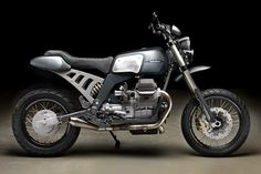 Terremoto Moto Guzzi Quota 1100  Moto Studio