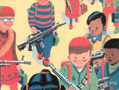 20 Year-Old New Yorker Cover Perfect For Today