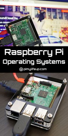 There are quite a few different operating systems that you're able to install for the Raspberry Pi.