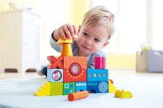 HABA Building Blocks Colour Joy #toys2learn#haba#preschool#educational#toys #Australia#colouredblocks