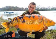 Fishing Funny Photo. Follow us!
