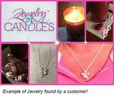 Work from home  for a limited time Jewelry in Candles is currently $9.95 to join!   No recurring monthly fees. You get an online store, 30% in commission, 30% off your personal purchases and tons of training. Just  click become a rep at the top of the screen to join my team! add and message me. https://www.jewelryincandles.com/store/wendywysong/i/8/become-a-rep/ MESSAGE ME