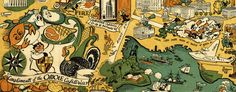 #Oriole Cafeterias' #Map of #Baltimore (1947) -- http://www.bigmapblog.com/2012/oriole-cafeterias-map-of-baltimore-1947/