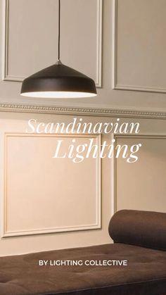 #scandinavian #scandi #interior #interiordesign #interiordecor #lightingdesign #interiorlighting Nordic Design, Scandinavian Design, Shop Lighting, Lighting Design, Scandinavian Lighting, Light Fittings, Floor Lamp, Wall Lights, Modern