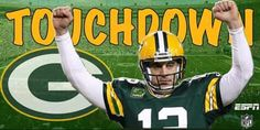 Image may contain: 1 person, text Packers Football, Football Team, Football Helmets, Nfl Redzone, Go Pack Go, Aaron Rodgers, National Football League, Green Bay Packers, My Love